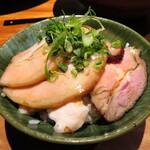 拉麺 成 - 肉メッシ 450円