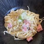 燵家製麺 - 和え玉