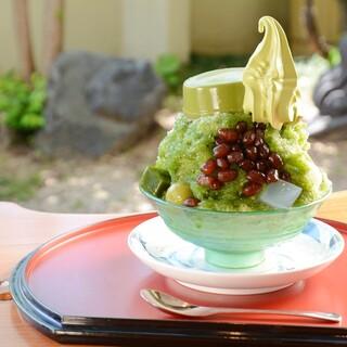 松鶴園・茶房茶遊 - 料理写真:西尾城極み