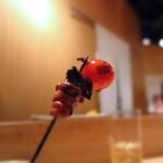 150033867 - 素晴らしいお味!是非とも食べたい【ちょうちん】(キンカン+肝+卵管