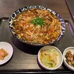 sapporosaifuujin - 海鮮サンラータンメン