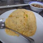150043424 - 名物天津カレー炒飯