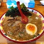 トラの夢 - アブドロチャーシュー麺