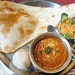 インドレストラン スルターン - 料理写真:Bランチ