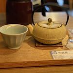 神楽坂 茶寮 -