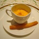 リストランテ 濱崎 - スープ