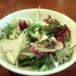 ギリシャ料理&バー OLYMPIA - サラダ