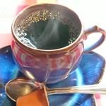 又兵衛 - ホットコーヒー