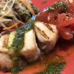 ブラカリ - メイン 魚料理ニベのグリル