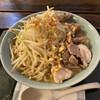 Sobagorou - 料理写真:ラーメン五郎、大、肉増し、ニンニク!