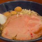 150057039 - ♦︎煮干蕎麦~山陰産鮮魚合わせ~ 850円