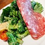 イゾラ トラットリア - 前菜