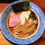 麺匠 而今 - 料理写真:令和3年4月 醤油ラーメン 850円