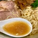 中華そば丸信 - 料理写真: