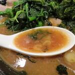クックら - スープ