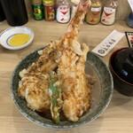 天ぷら酒場 上ル商店 -