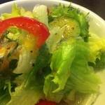 オーチャードグラス - セットサラダ