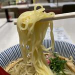 鯛塩そば 灯花 - 鯛塩らあ麺味玉