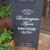 ブーランジェリー アニエス - 外観写真:看板