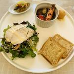 L'Olive - オリーブコース2,480円 前菜