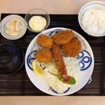 Tonkatsumaisen - お好み膳