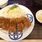Tonkatsumaisen - 茶美豚で〜♬