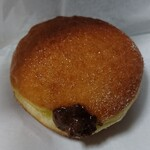 ハシモト マラサダ ドーナツ - 料理写真:マサラダパフ(チョコ)