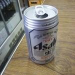 七福茶屋 - 缶ビール