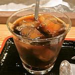 秋田炉端 しげぞう - アイスコーヒー