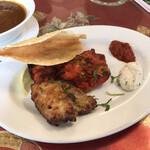 インドレストラン ムンタージ -