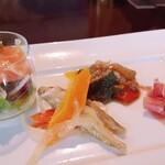 キャボロカフェ - 前菜