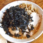 中田製作所 - 料理写真:特製背脂ブラック