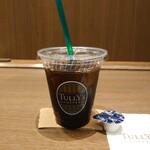 タリーズコーヒー - アイスコーヒー(トール:390円)