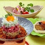 日本料理 瀬戸内 - 5-6月丑年牛々(ぎゅうぎゅう)詰め会席