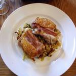 ゴリゾー - 鶏もも肉のロースト