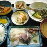 女性部食堂 - 特定食