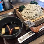 十割蕎麦 嵯峨谷 -