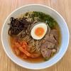 六盛 - 料理写真:『きくらげ冷麺』様(850円)