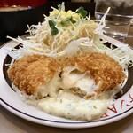 キッチンABC - インディアンライスAセット850円