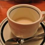 ルナルナ - 豆乳をイメージした大豆と生姜のスープ
