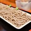 蕎麦処 こだか - 料理写真:【そば食べくらべ 二種セット(せいろと十割)@1,100円】十割
