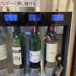 150115203 - 駅中ワインサーバー