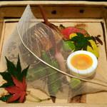 桜ヶ丘 - 大黒秋刀魚 柚庵焼き