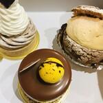 パティスリー アリュール - 料理写真:パティスリー アリュールさんのケーキ