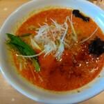 えびそば えび助 - 海老担々麺