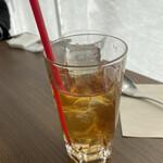 トウキョウ スパゲティ イブサントコ - アイスティー
