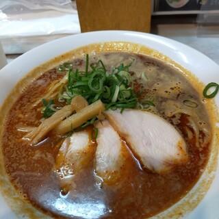 川西麺業 - 料理写真:担担麺850円