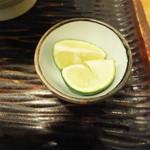 うどん 丸香 - すだち