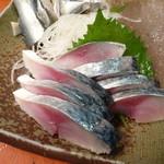 ふる里 - 【H24.9.26】〆鯖。