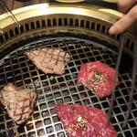 大徳壽 - 焼き焼き
